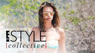 Happy Hour With Morgan Stewart: Swim Edition | E! Style Collective | E! News