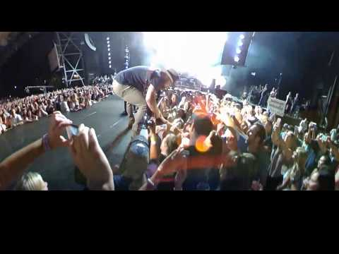 Zac Brown Band in Atlanta - Saturday, May 13th in 360 4k