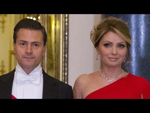 �Problemas en la pareja presidencial mexicana