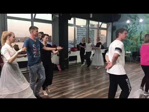 """Репетиция конкурса """"Мисс Комус-2019"""" Полька"""
