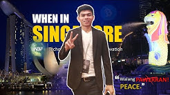World Blockchain Forum 2019 | Aldrin Rabino in Singapore