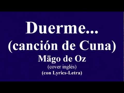 letras de cancion mago de oz: