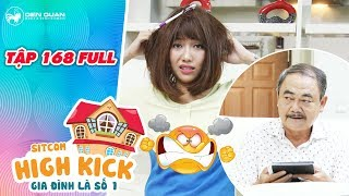 gia dinh la so 1 sitcom  tap 168 fulldieu hien noi dien khi nhan day tieng anh cho ong duc nghia