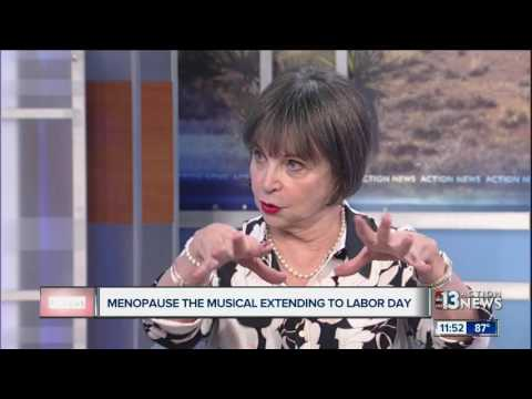 Actress Cindy Williams discusses 'Menopause' the Musical
