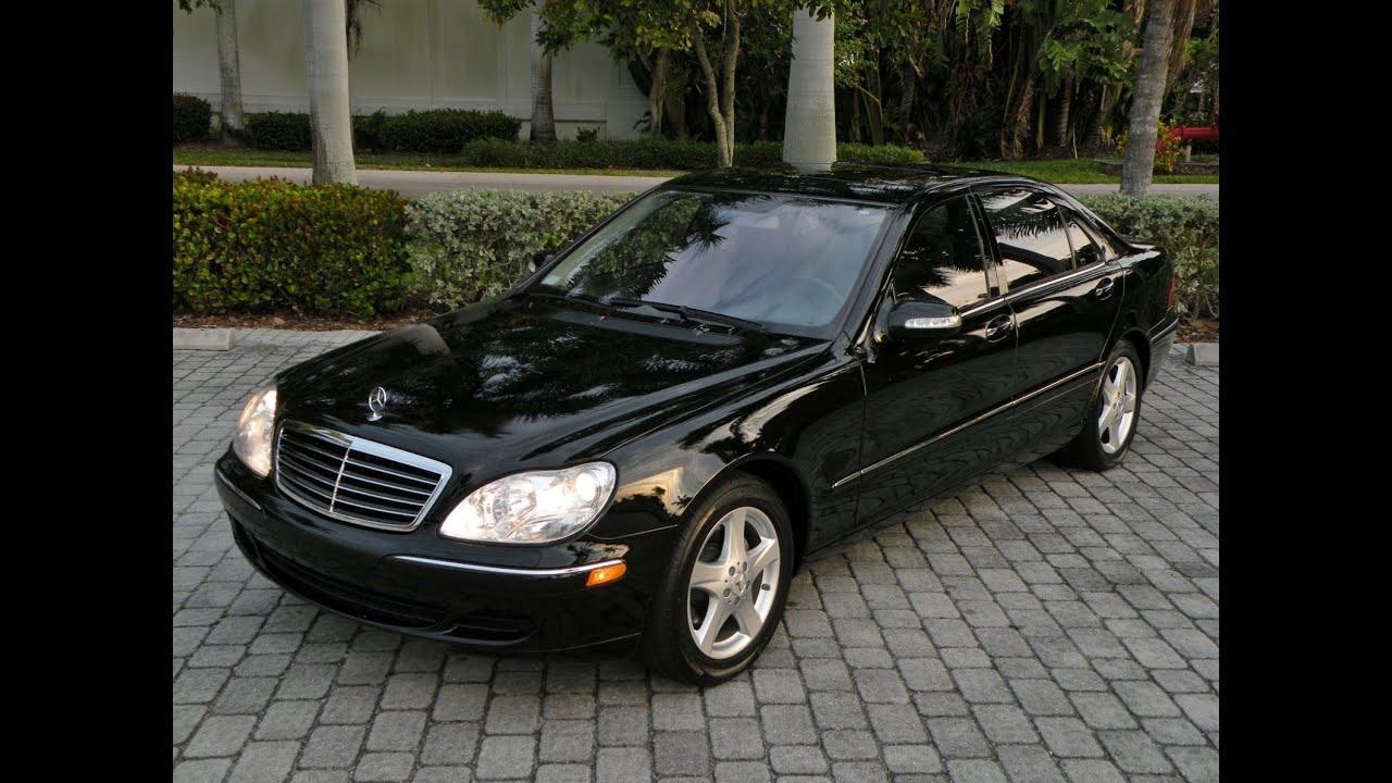used car for sale fort myers mercedes benz s430 youtube. Black Bedroom Furniture Sets. Home Design Ideas