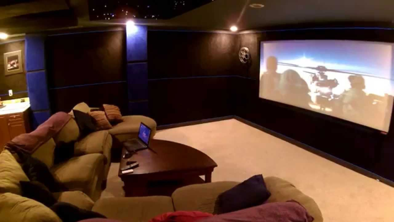 Home Theater for under $5000!!! - YouTube