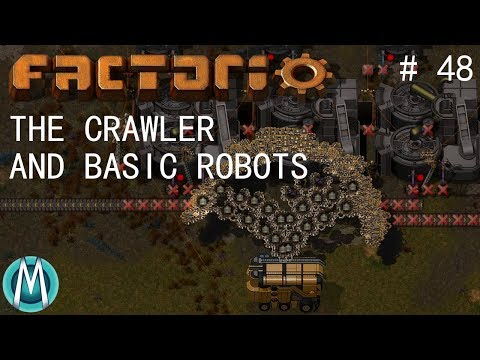 Angels and Bobs Factorio E11 - Logistics and Construction