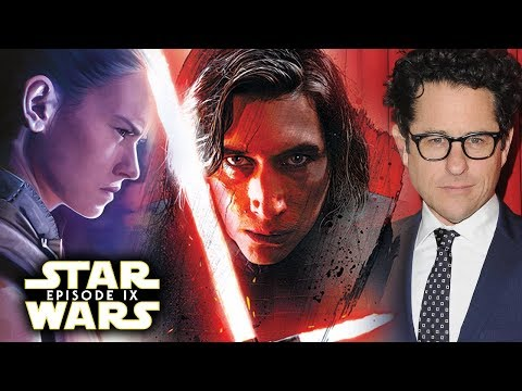 BREAKING NEWS: J.J. Abrams Returns To Direct Star Wars Episode 9!