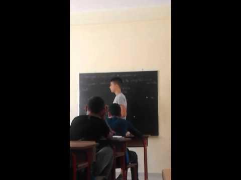Mesuesja e ngre n mesim dhe ja cfar ndodh...
