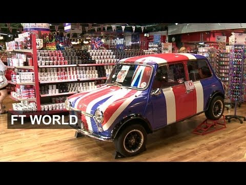 Building the British brand | FT World