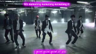Video EXO Growl MV [ENG SUB + PINYIN LYRICS] download MP3, 3GP, MP4, WEBM, AVI, FLV Juli 2018