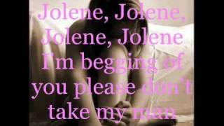Mindy Smith-Jolene(lyrics)
