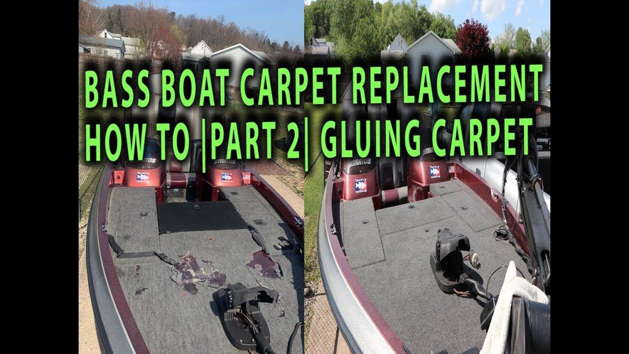 Skeeter Bass Boat Carpet Kits
