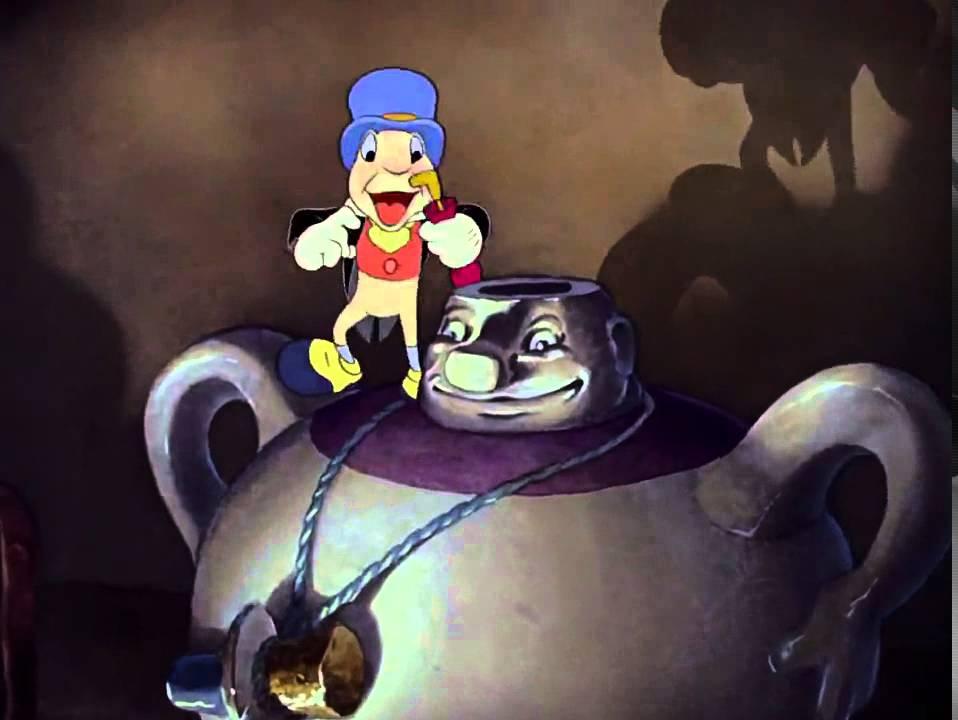 Lyric pinocchio lyrics : Give A Little Whistle - Pinocchio - YouTube