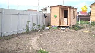 видео Ландшафтный дизайн двора - 10 советов как подготовиться к весне