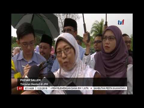 N7-YAPIEM LANTIK FIRMA AUDIT-DAKWAAN PENYELEWENGAN DANA RM 1JUTA[12 MEI 2019]