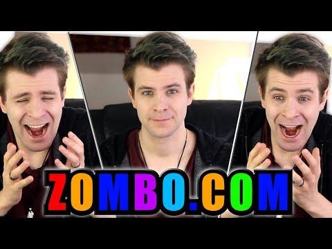 Alles ist möglich auf Zombo.com - Zeo lacht sich kaputt!