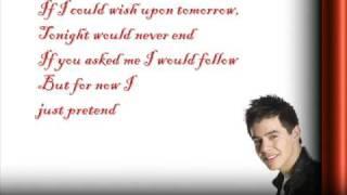 You can (david archuleta) - lyrics