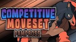 Pokémon Competitive Moveset: Pampross