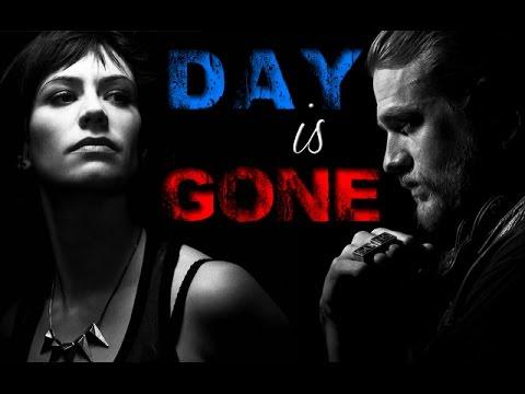 Jax & Tara - Day is Gone (S6 FINALE) Tribute