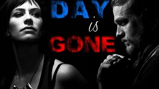 Jax & Tara - Day is Gone (S6 FINALE) Tribute