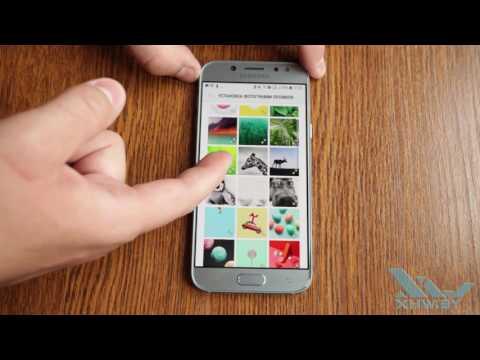 Как установить фото на контакт в Samsung Galaxy J5 (2017) (XHW.BY)