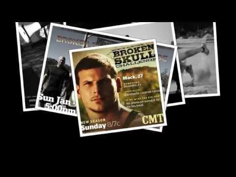 Broken Skull Challenge-Watch TriFitness Champion 'Mack' On CMT T.v Jan. 4th 2015 Premiere