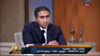 العاشرة مساء  طليقة أحمد عز تتهمه بعدم دفع النفقة وخطف طفلها منها