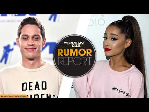 Pete Davidson and Ariana Grande Are Engaged