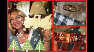 * DOLLAR TREE CHRISTMAS 2019- SHOP AND HAUL*