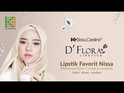 d'flora-lipstick-nissa-sabyan,-membuat-bibir-cantik-&-lembab