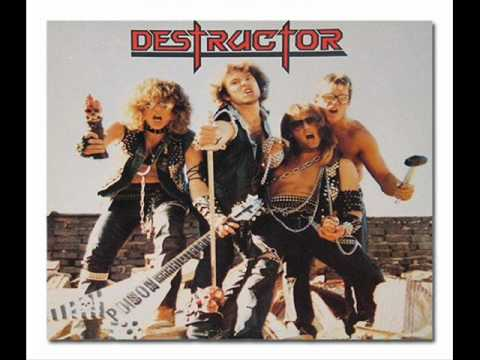 Destructor - Pounding Evil
