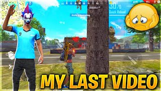 My Last Video🙁Bye Bye 2020