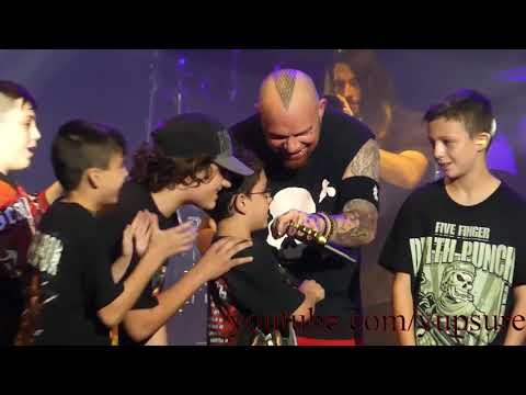 Five Finger Death Punch - Remember Everything (With Kids On Stage) - Live HD (PNC Bank Arts Center) mp3