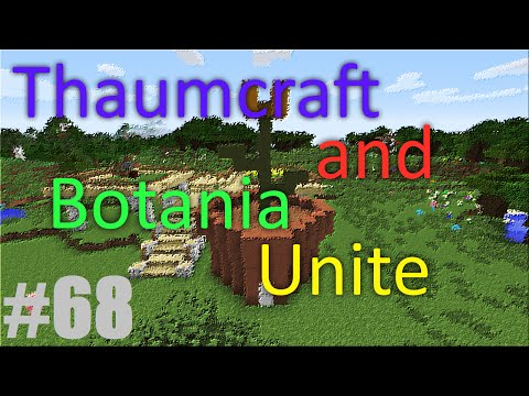 Thaumcraft and Botania Unite - Part 68 - Into The Dungeon