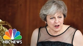 failzoom.com - British Prime Minister Theresa May Says Russia Is 'Seeking To Weaponize Information' | NBC News