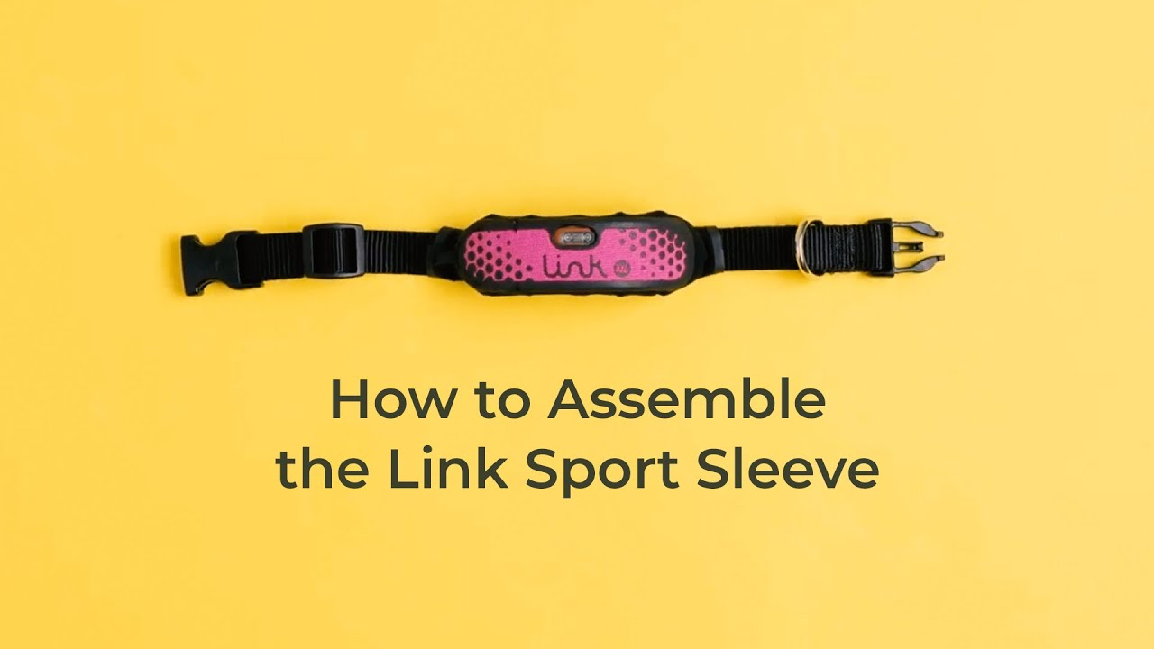 How To Assemble The Link AKC Sport Sleeve
