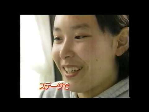 竪山愛 テレビ東京「徳光和夫の情報スピリッツ」1996年放送 - YouTube