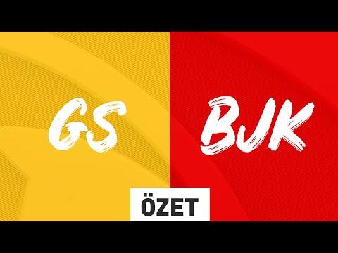 Galatasaray Espor ( GS ) vs Beşiktaş ( BJK ) Maç Özeti | 2021 Yaz Mevsimi 6. Hafta