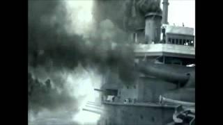 東郷平八郎率いる連合艦隊を紅蓮の弓矢で日本海に出撃させてみました。