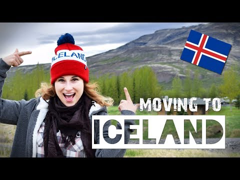 MOVING to ICELAND | ZuzArt