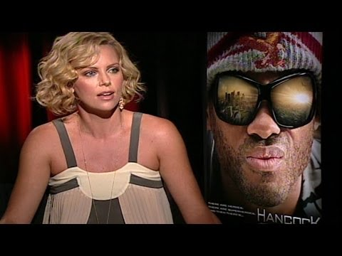 'Hancock' Charlize Theron Interview