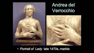 ARTH 4037 Andrea del Verrocchio