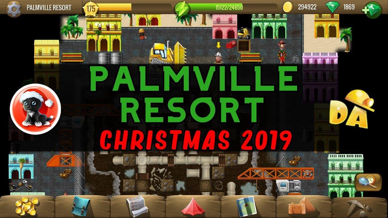 Christmas 2021 Challenge 5 Diggys Adventure Palmville Resort 22 Christmas 2019 Diggy S Adventure Kini Property