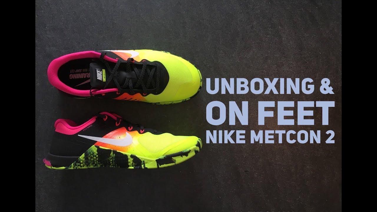 Nike Metcon multicolor