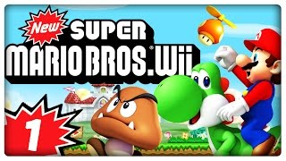 NEW SUPER MARIO BROS. Wii Part 1: Die trojanische Geburtstagstorte