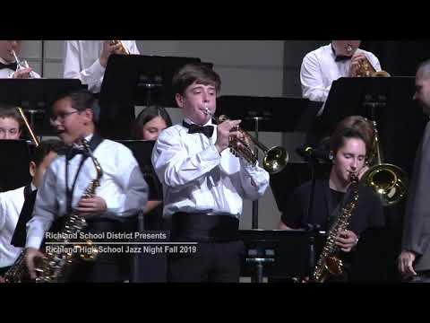 RHS Jazz Night 11 26 2019 - LIBBY MIDDLE SCHOOL - Swing Machine