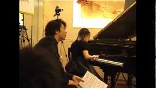 Lang Lang amazed at the performance of Wai Yuen Wong 9yr old