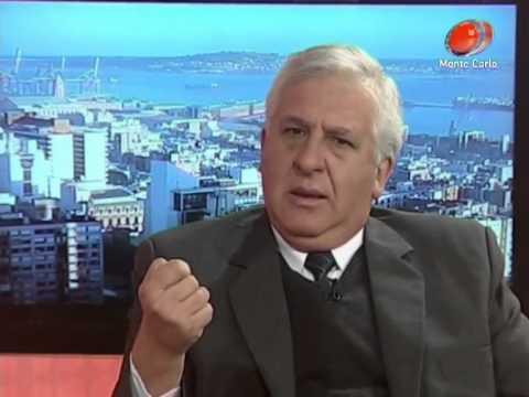 Jefe de Policía de Montevideo Diego Fernández.