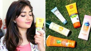 Top 5 Sunscreens | corallista